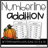 Addition / Addition With Number Line