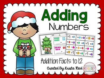 Christmas Addition Activities and Printables