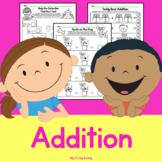 Addition (Kindergarten Math)