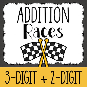Addition {A Math Center Activity}
