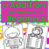 Simple Addition Worksheets