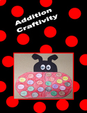 Spring Activities: Addition to 12 Craftivity