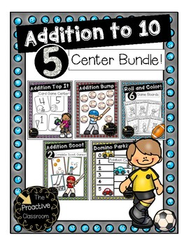 Addition 5 CENTERS BUNDLE