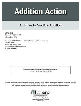 Addition Action