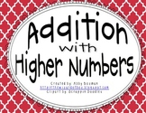 Addition Activities - Adding to 20 and 100