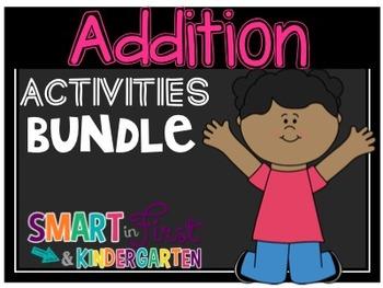 Addition Activities Bundle