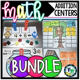 Addition to 10 Activity Centers {8 Centers}