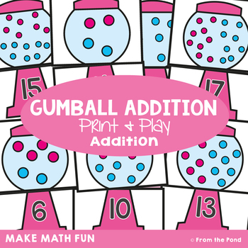 Addition Activity Pack