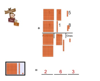 Addition Activity/Game (Interactive)