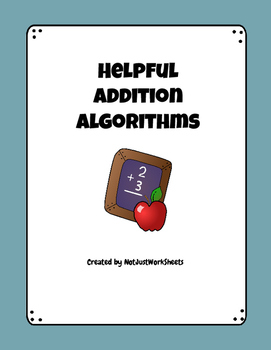 Addition Algorithms