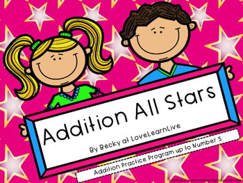Addition All Stars