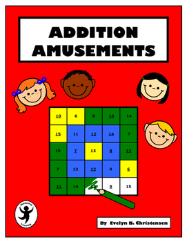 Addition Amusements [Distance Learning]