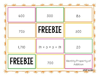 Go Math! 3rd Grade Addition & Subtraction Game