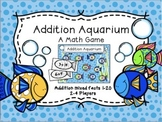 Addition Aquarium Math Game