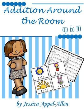 Addition Around the Room Spring