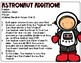 Addition Astronauts - Addition Fact Mastery Pack!