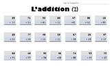 Addition (BILINGUE/BILINGUAL - French and English) GROWING BUNDLE
