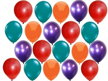 Addition Balloon Pop Game