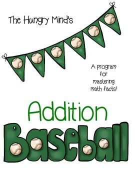 Addition Baseball