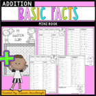 Addition Basic Facts Mini Book