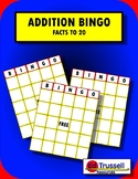 Addition Bingo: Facts to 20