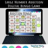 Addition Bingo Google Classroom