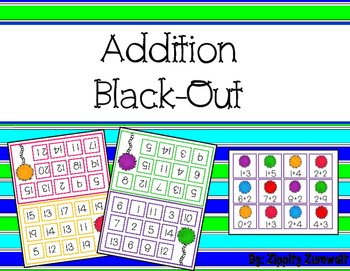 Addition Black-Out to 20