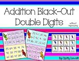 Addition BlackOut - Double Digit w/o Regrouping