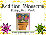 Decomposing Numbers - Spring Math Craft
