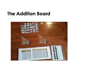 Math--Addition Board