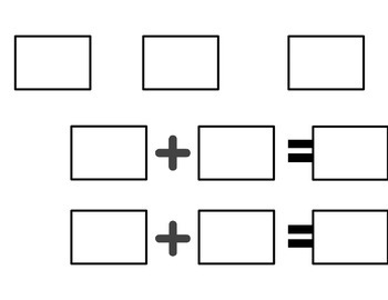 Addition Board - Blank