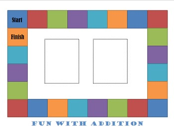 Addition Board Game