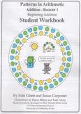 Addition:  Booklet 1 - Student Workbook - Beginning Addition