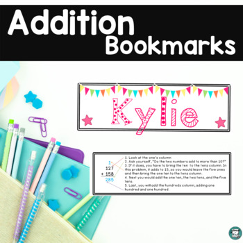 Addition Bookmarks