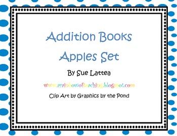 Addition Books-Apple Set
