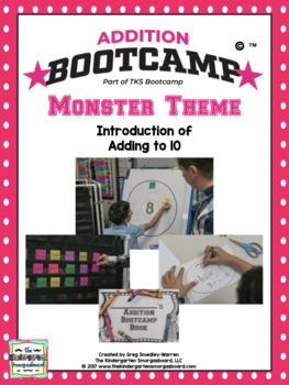 Addition Bootcamp:  Monster Edition!