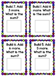 Addition Building Activity