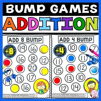 Addition Bump Game