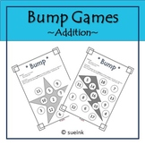 Addition Bump Game FREEBIE!