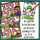 Addition Bump Games ~ 0-10 ~ Spring themed