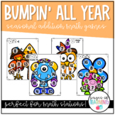 Addition Bump Games for the YEAR!