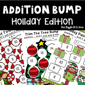 Addition Bump Holiday Edition ( A 5 Game Set)