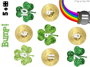 Addition Bump - St. Patrick's Day with 12 Boards