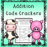 Addition Worksheets - Riddles / Jokes / Code Crackers / Adding Fun Worksheets
