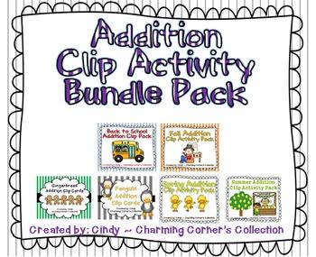 Addition Bundle Pack