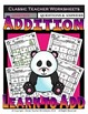 Addition Bundle - Learn to Add - Set 1 - Kindergarten