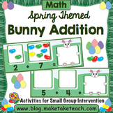 Addition - Bunny Addition