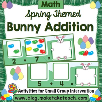Addition - Bunny Addition