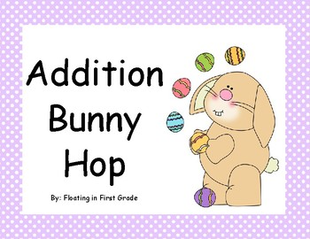Addition Bunny Hop