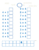 Addition CENTER and Practice Pages